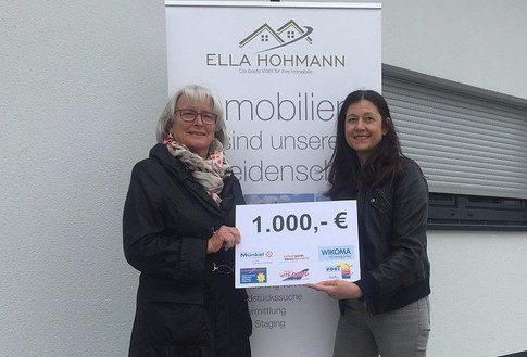 Spende von Ella Hohmann