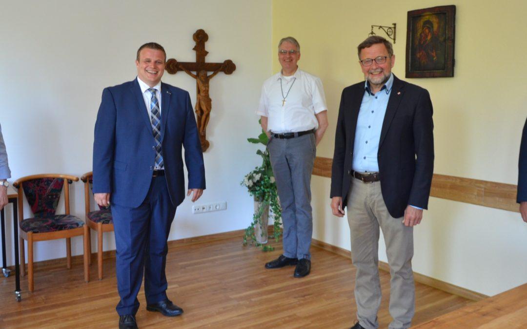 Spende der Drescher-Taubert-Stiftung