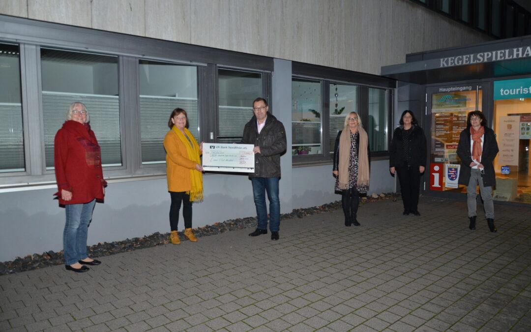 Lions-Club Hünfeld spendet 5.000 Euro